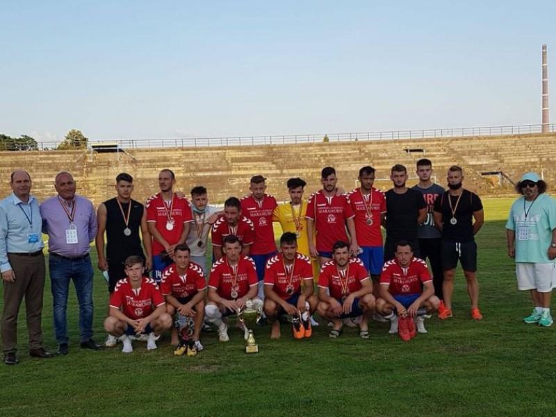 Olimpia MCMXXI Satu Mare vs CSM Sighetu Marmaţiei în Cupa României