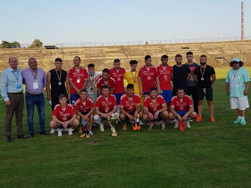 CSM Sighetu Marmației s-a calificat în turul 2 din Cupa României