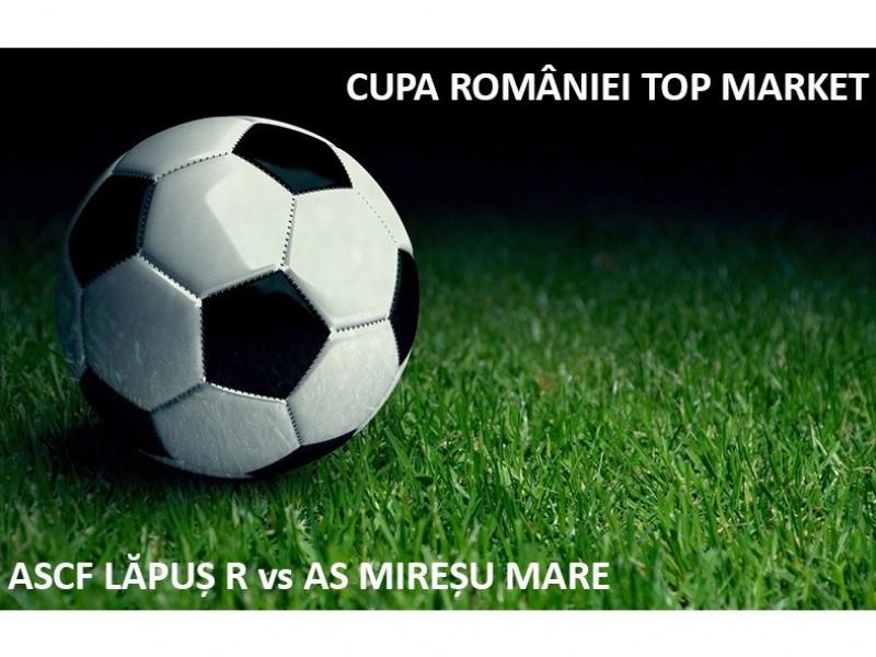 CUPA ROMÂNIEI TOP MARKET - Finala ediției 2020/2021 se joacă mâine