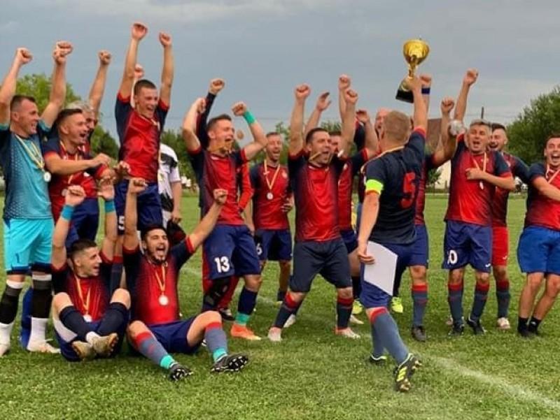 AS Mireșu Mare, campioana Ligii a V-a, ediția 2020/2021