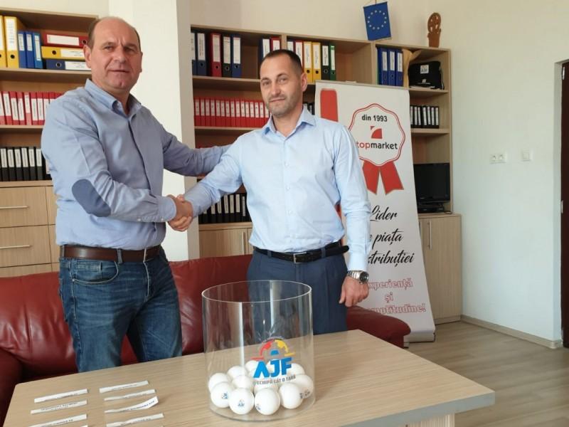 Cupa României TOP MARKET turul 1