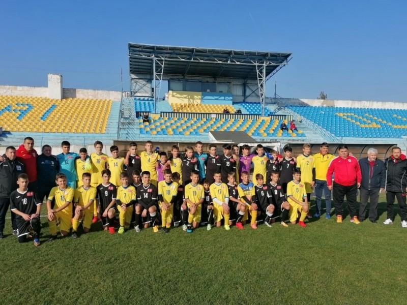 Turneul Speranțelor - Satu Mare - Maramureș 1-1