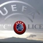 Curs de antrenori, Licenţa C UEFA