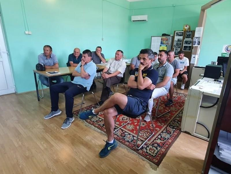 Program Sferturi Cupa Româiei - faza judeteana!