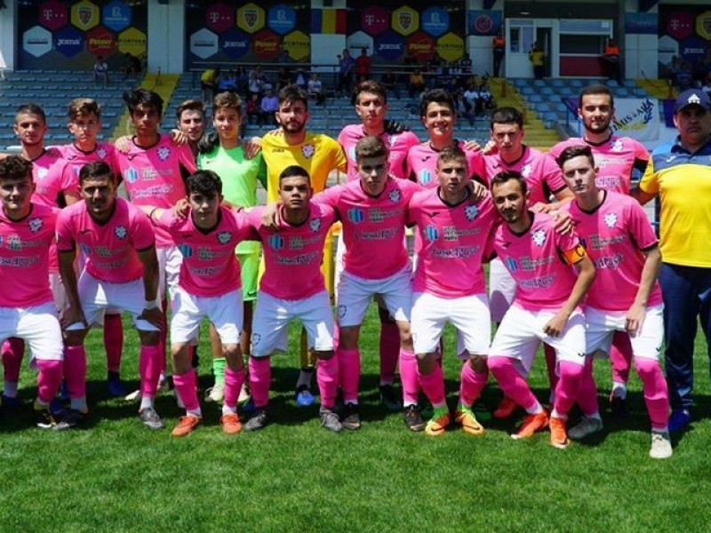 Vicecampioni nationali la U19