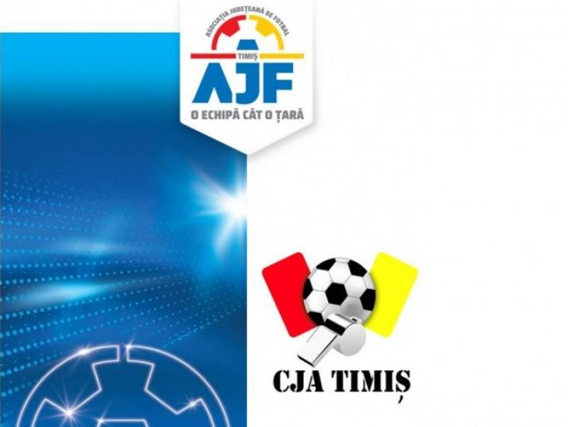 Comitetul de Urgență  al Asociației Județene de Fotbal Timiș - 01.05.2020