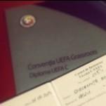 CURS - licenta Uefa C - instructori sportivi 2017